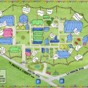 Hay Festival Site Map 2012