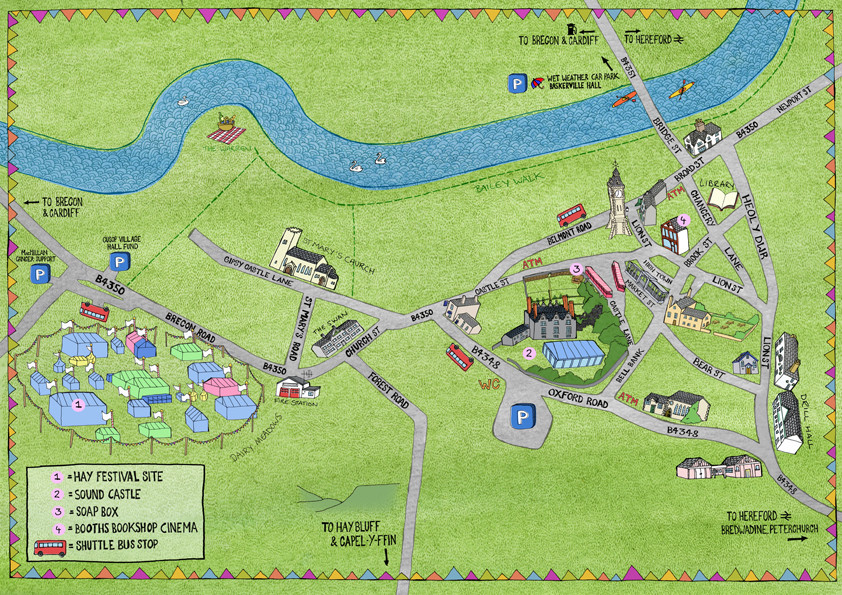 Hay Food Festival